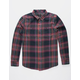 RVCA Ludlow Mens Flannel Shirt