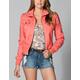 ASHLEY Washed Canvas Womens Jacket