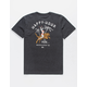 QUIKSILVER Bar Crawl Mens T-Shirt