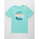 HURLEY Sprayder 2.0 Mint Boys T-Shirt