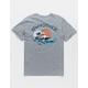 QUIKSILVER Honshu Island Mens T-Shirt