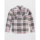 SHOUTHOUSE Havasu Boys Flannel Shirt