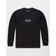 VANS Easy Box Black Mens T-Shirt