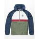 ADIDAS Pack-able Mens Windbreaker Jacket
