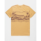 RVCA Warped Palm Mens T-Shirt