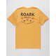 ROARK Travel Mongers Gold Mens T-Shirt