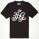 LRG Royal LRG Mens T-Shirt