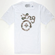 LRG Western Wood Grain Mens T-Shirt