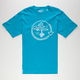 LRG Zipper Tree Cycle Mens T-Shirt