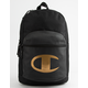 CHAMPION Specialize Black Backpack