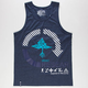 LRG Young Bright Youth Mens Tank