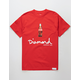 DIAMOND SUPPLY CO. x Coca-Cola Coke OG Mens T-Shirt