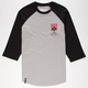 LRG Sunshower Mens Baseball Tee