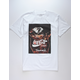 DIAMOND SUPPLY CO. x Coca-Cola Photo White Mens T-Shirt