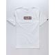 VANS Easy Box Fill Brain Boys T-Shirt