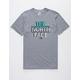 THE NORTH FACE Triblend Gradient Script Logo Mens T-Shirt