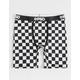 PSD Checkered Boys Boxer Briefs