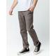 BRIXTON Reserve Gray Mens Chino Pants