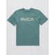 RVCA Big RVCA Pine Boys T-Shirt
