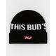 HUF x Budweiser This Bud's For You Black Mens Beanie