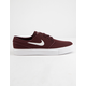 NIKE SB Zoom Stefan Janoski Canvas Burgundy Crush & Phantom White