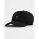 ADIDAS Originals Relaxed Metal Black Mens Strapback Hat