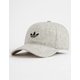 ADIDAS Originals Relaxed Wool Clear Brown & Black Mens Strapback Hat