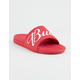 HUF x Budweiser Red Mens Slides