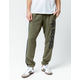 ADIDAS Blackbird Green Mens Sweatpants
