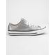CONVERSE Chuck Taylor All Star Wonderworld OX Silver & White Low Top Women Shoes