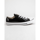 CONVERSE Ox Wonderworld Black & White Low Top Womens Shoes