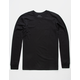 RVCA Small RVCA Black Mens T-Shirt
