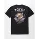 RIOT SOCIETY Tiger Blossom Mens T-Shirt