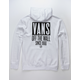 VANS Type Stacker Mens Oversized Hoodie
