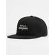 RVCA Territory Mens Snapback Hat