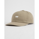 RVCA Plus Minus Mens Snapback Hat
