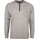 IMPERIAL MOTION Franco Mens Hooded Henley