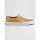 VANS Metallic Slip-On Bronze Womens Shoes