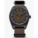 ADIDAS Process W2 Black & Olive Watch