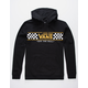 VANS x Tillys Checker Drop Mens Hoodie