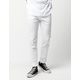 RSQ London White Mens Skinny Jeans