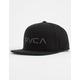 RVCA Twill II Boys Snapback Hat