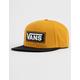 VANS x Tillys Drop V Sunflower Mens Snapback Hat