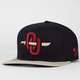 US VERSUS THEM Double Zero Mens Snapback Hat