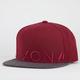 NIXON Ira Mens Snapback Hat