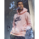NIKE SB Icon Pink Mens Hoodie