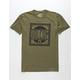 VOLCOM Jaunty Military Mens T-Shirt