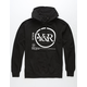 YOUNG & RECKLESS On Point Mens Hoodie