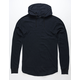 RSQ Toronto Navy Mens Hooded Thermal