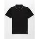 VANS Check Tip Boys Polo Shirt